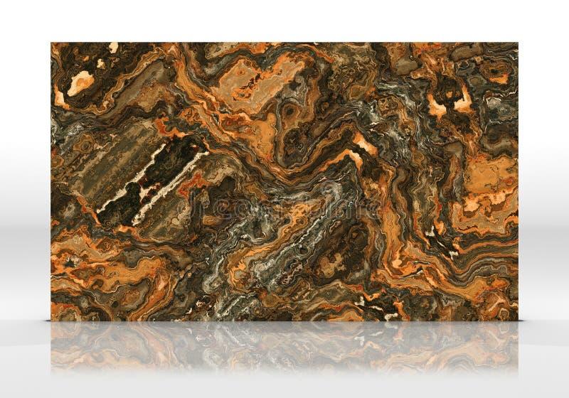 Multicolor marmur p?ytki tekstura zdjęcie stock