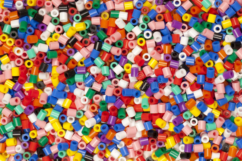 Download Multicolor Modelling Beads In Pile Stock Photo - Image: 21484788