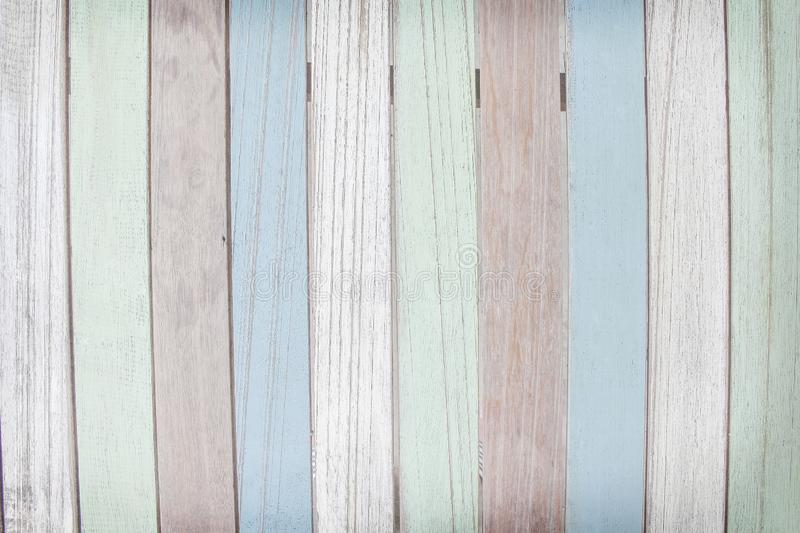 Multicolor old wooden wall background ,natural patterns abstract stock photos
