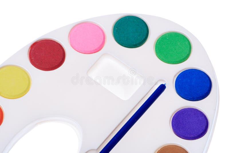 Multicolor paint
