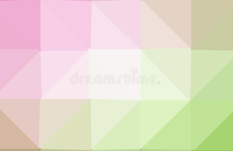 Multicolor polygonal illustration, which consist of triangles. Triangular design for your business. Creative geometric background. In Origami style with vector illustration