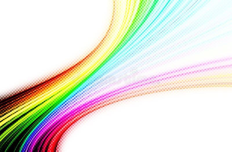 Download Multicolor tło ilustracji. Ilustracja złożonej z abstrakt - 57669767