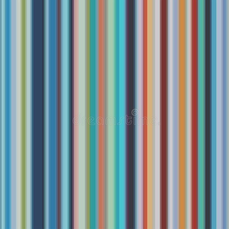 Multicolor vertical stripes background royalty free stock images