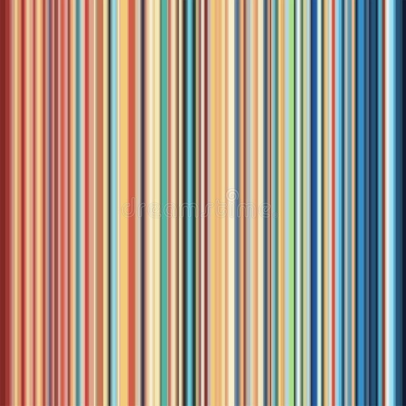 Multicolor vertical stripes background stock photography
