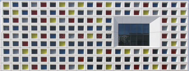 Multicolor Windows Royalty Free Stock Photo