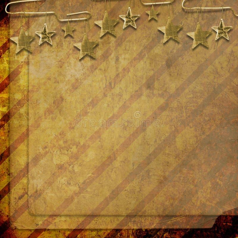 Multicolored achtergrond voor groeten of uitnodigingen vector illustratie