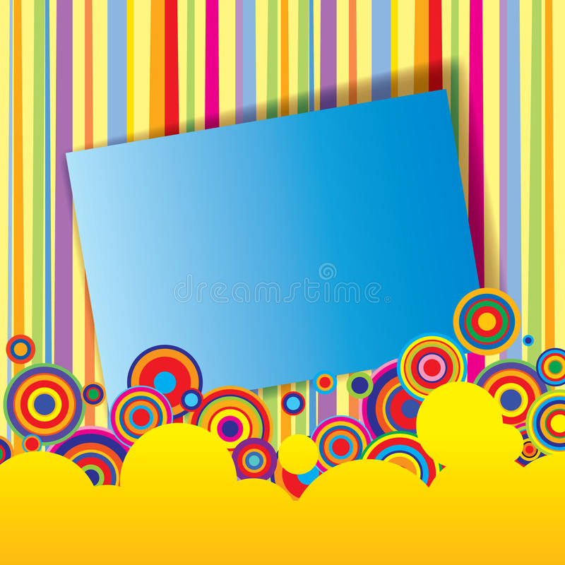 Download Multicolored Banner Stock Image - Image: 10166121