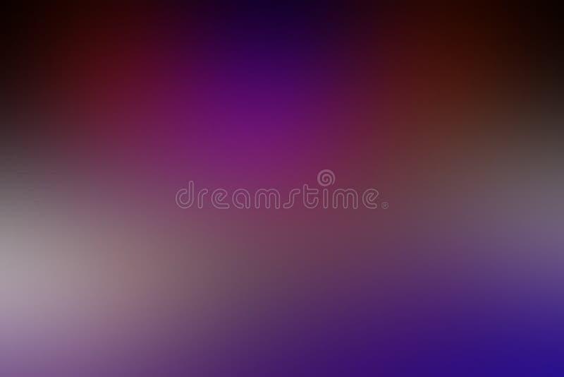 Multicolored blur abstract gearceerd achtergrondbehang, vectorillustratie vector illustratie