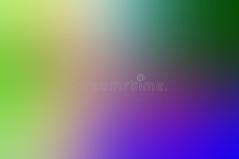 Multicolored blur abstract shaded background wallpaper, vector illustration. royalty free stock photo