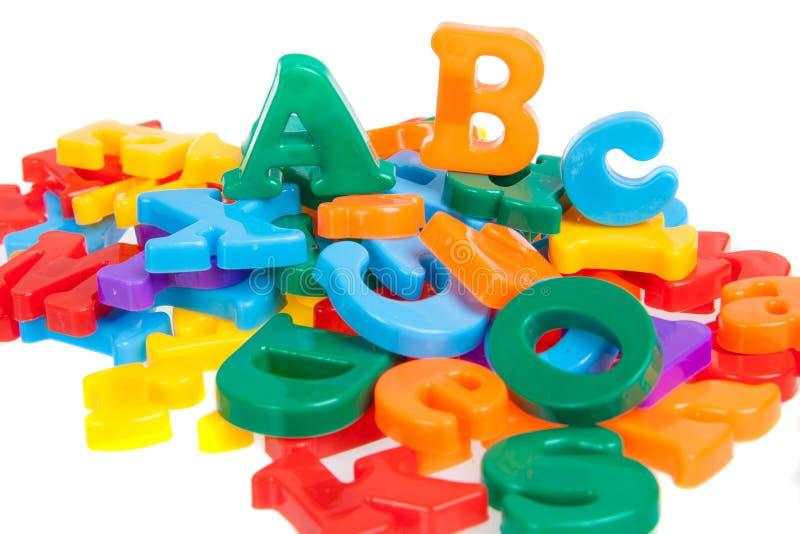Download Multicolored brieven stock foto. Afbeelding bestaande uit kleurrijk - 39100222