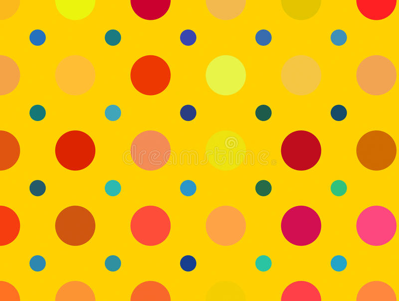 Multicolored bright polka dots pattern abstract backgrounds stock download multicolored bright polka dots pattern abstract backgrounds stock illustration illustration of pattern voltagebd Images