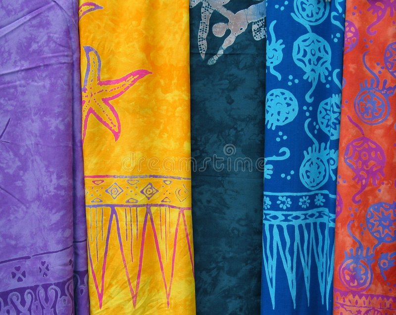 Download Multicolored Cloth 1 stock image. Image of tapestries - 1550447