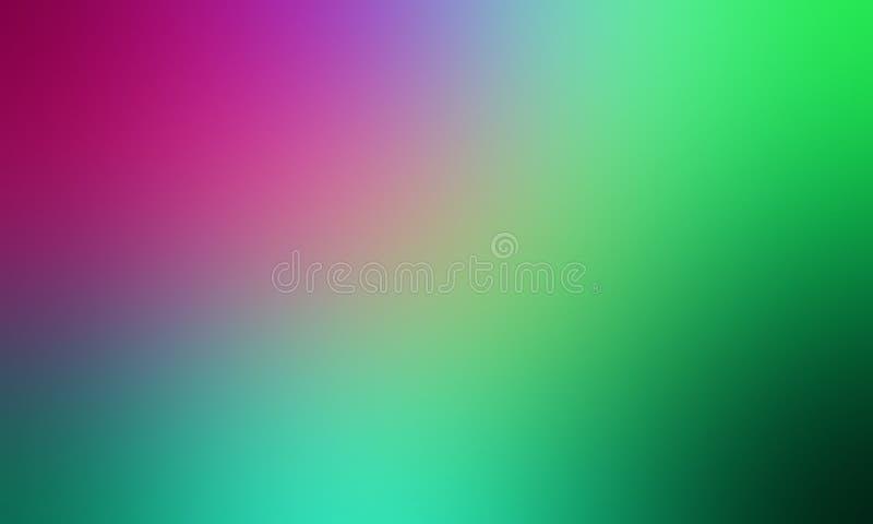 Multicolored in de schaduw gesteld abstract onduidelijk beeldbehang als achtergrond, vectorillustratie royalty-vrije illustratie
