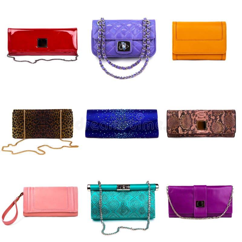 Download Multicolored Female Purses-6 Stock Photo - Image: 25641144