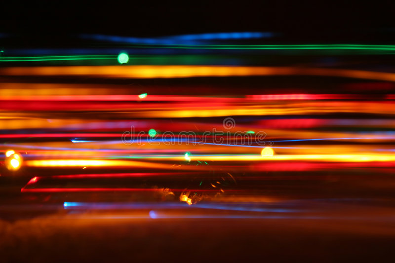 Multicolored festive background. (the garland stock image