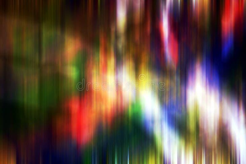 Multicolored groene purpere rode witte sinaasappel vertroebelde schaduwen, vormen, meetkunde, samenvat creatieve achtergrond vector illustratie