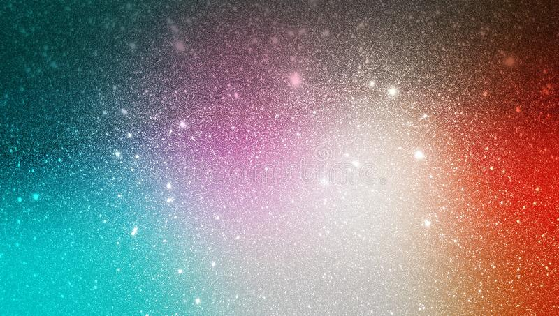 Multicolored shaded glitter textured background. wallpaper. stock photos