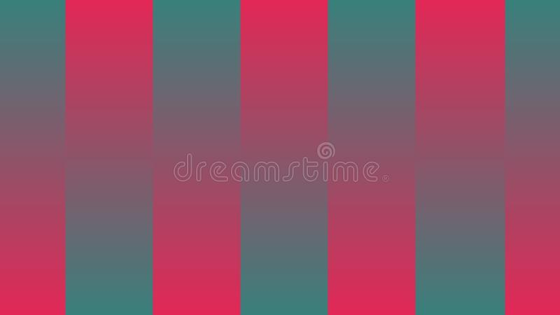 Multicolored stripes with gradients, modern abstraction for internet creative, 3d render backdrop stock illustration
