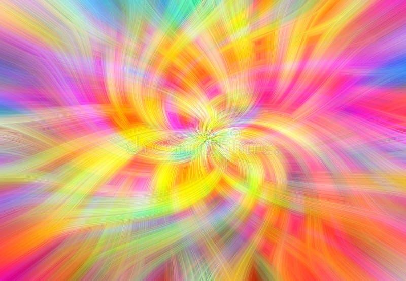 Multicolored textuur royalty-vrije illustratie