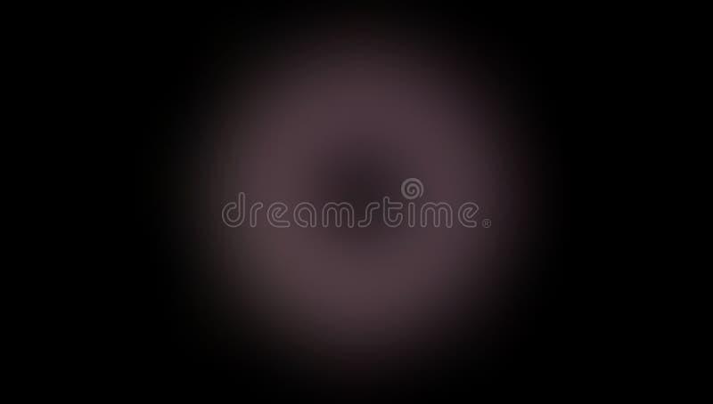 Multicolored vaag in de schaduw gesteld behang als achtergrond levendige kleuren vectorillustratie stock illustratie