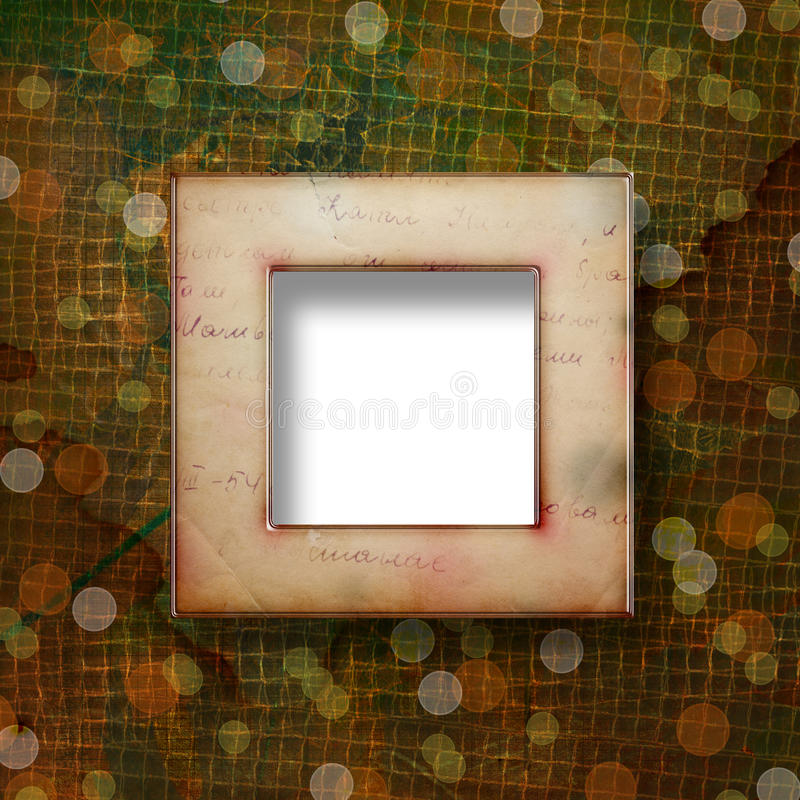 Multicoloured Backdrop Royalty Free Stock Photo
