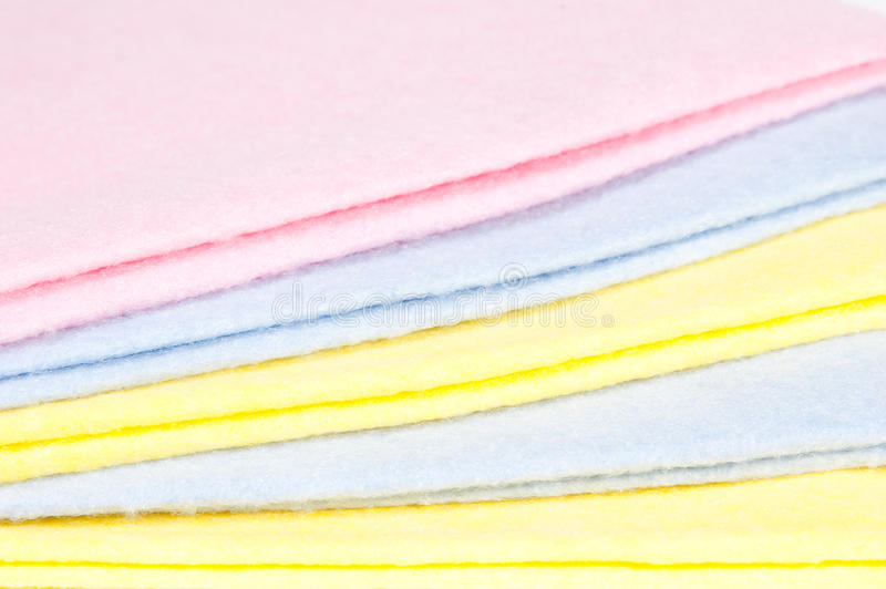 Download Multicoloured Cleaning Rags Stock Photo - Image: 13023492