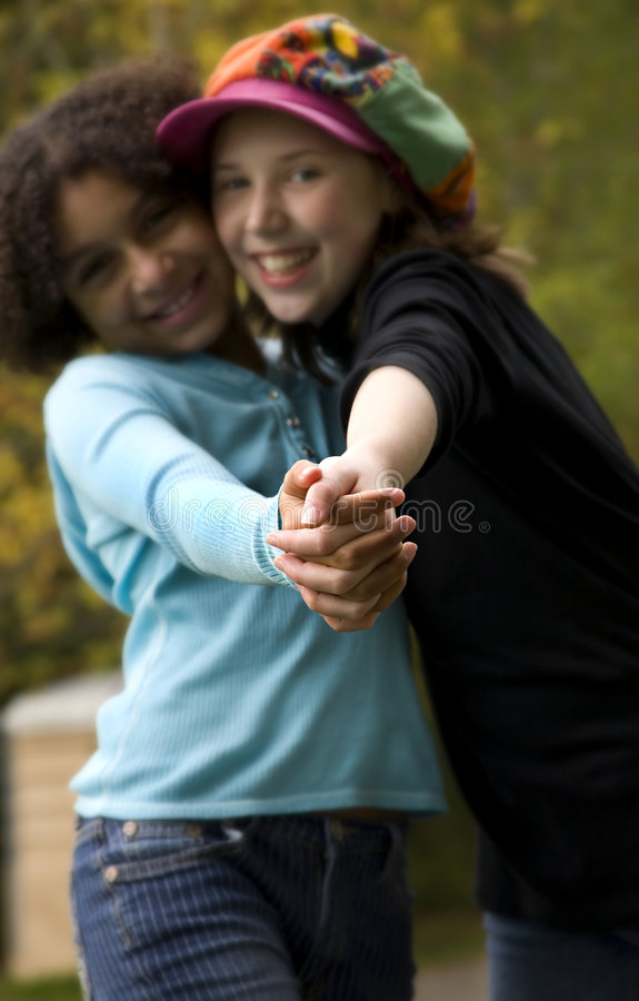 Free Multicultural Friendship Stock Photos - 3434743