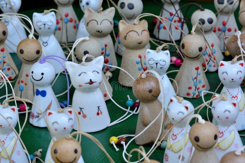 Multidão Do Brinquedo Fotografia de Stock Royalty Free