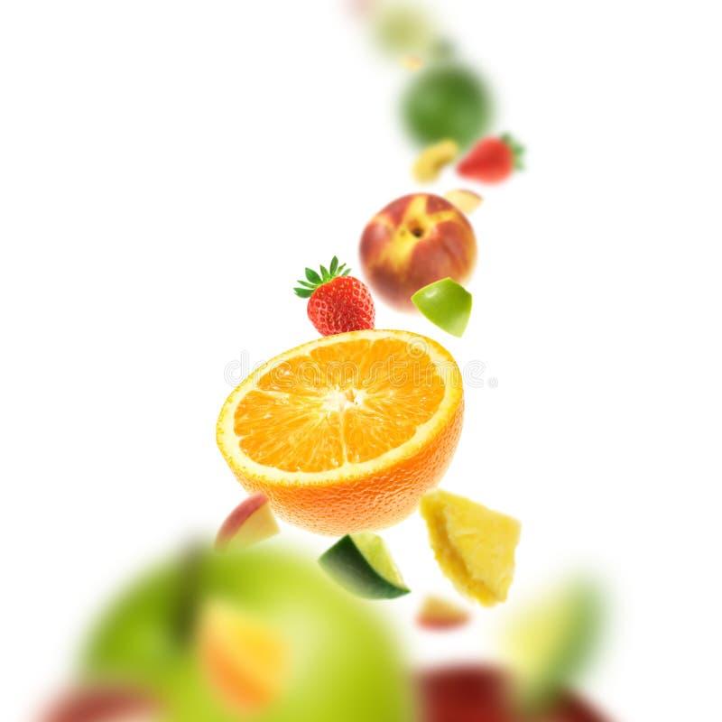 Multifruit stockfoto