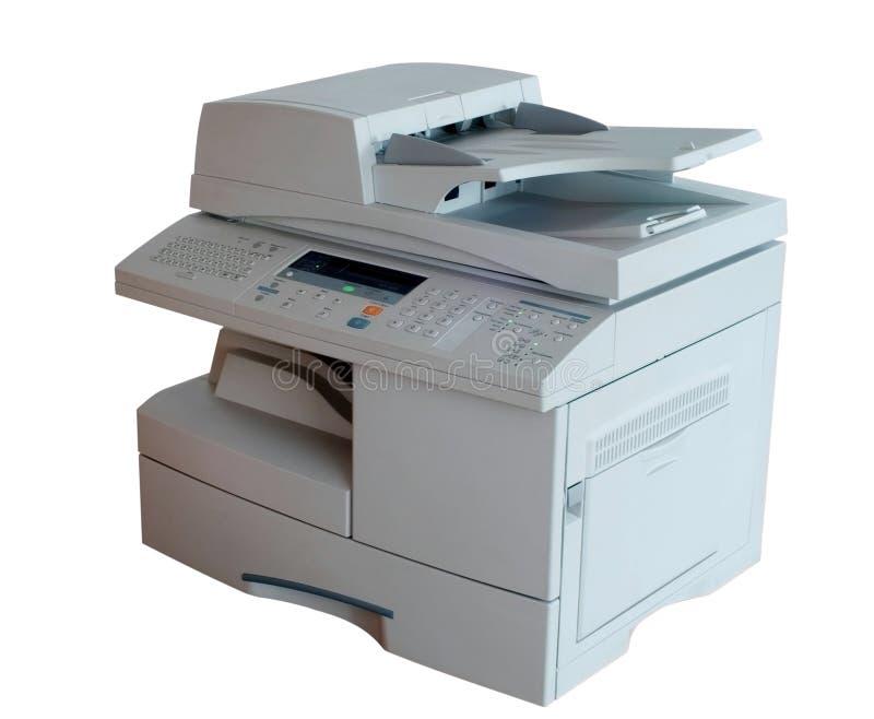 Multifunktionsdrucker stockfotografie