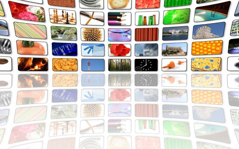 Download Multimedia Center Business Presentation Stock Photo - Image: 13411080