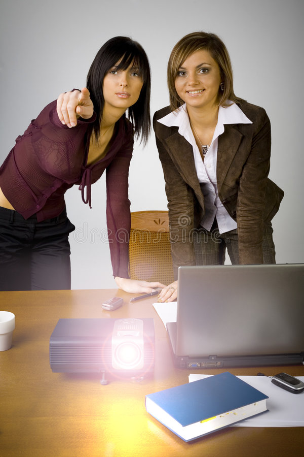 Download Multimedia Presentation stock image. Image of partnership - 1999007