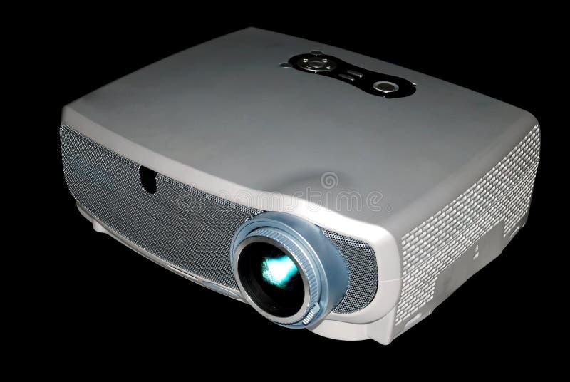 Multimedia projecter stock photos