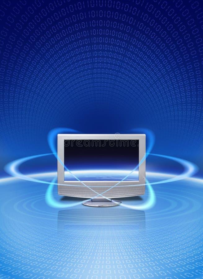 Multimediamagietechnologie vektor abbildung