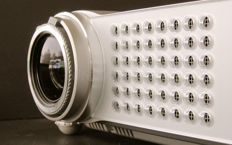 multimediaprojektor royaltyfria bilder