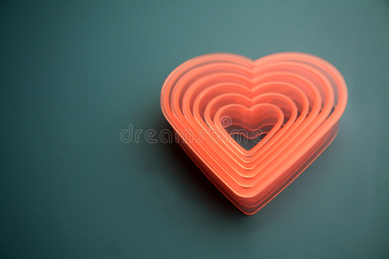 Download Multiple hearts stock image. Image of concept, arranged - 2498395