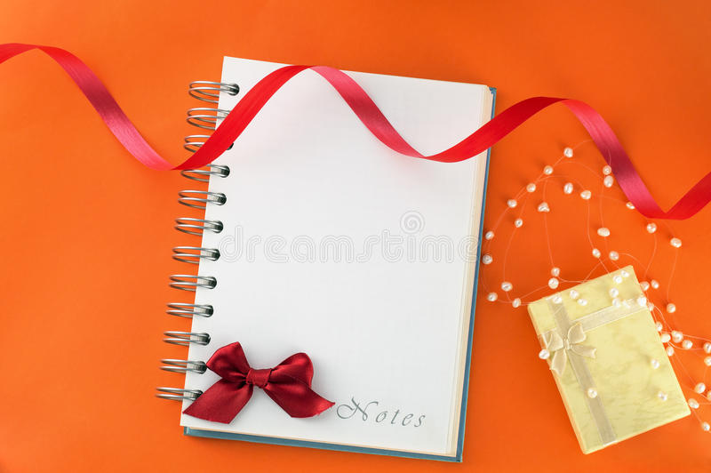 Multipurpose greeting card with blank note for text royalty free stock photo