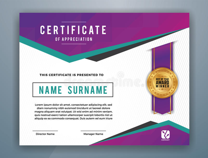 Multipurpose modern professional certificate template stock vector download multipurpose modern professional certificate template stock vector illustration of award decoration 94120938 yelopaper Image collections