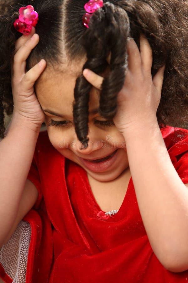 multiracial barn fotografering för bildbyråer