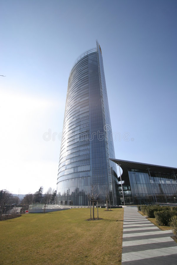 Free Multistoried Building Royalty Free Stock Photos - 330188