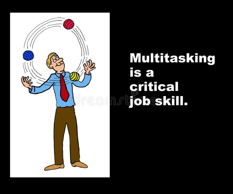 multitasking ελεύθερη απεικόνιση δικαιώματος