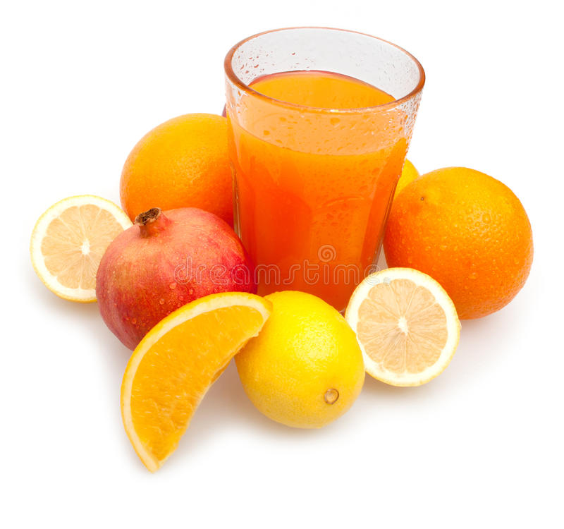 Free Multivitamin Juice Stock Image - 21889011