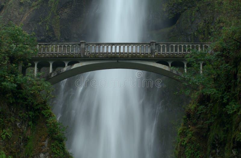 multnomah моста стоковое изображение rf