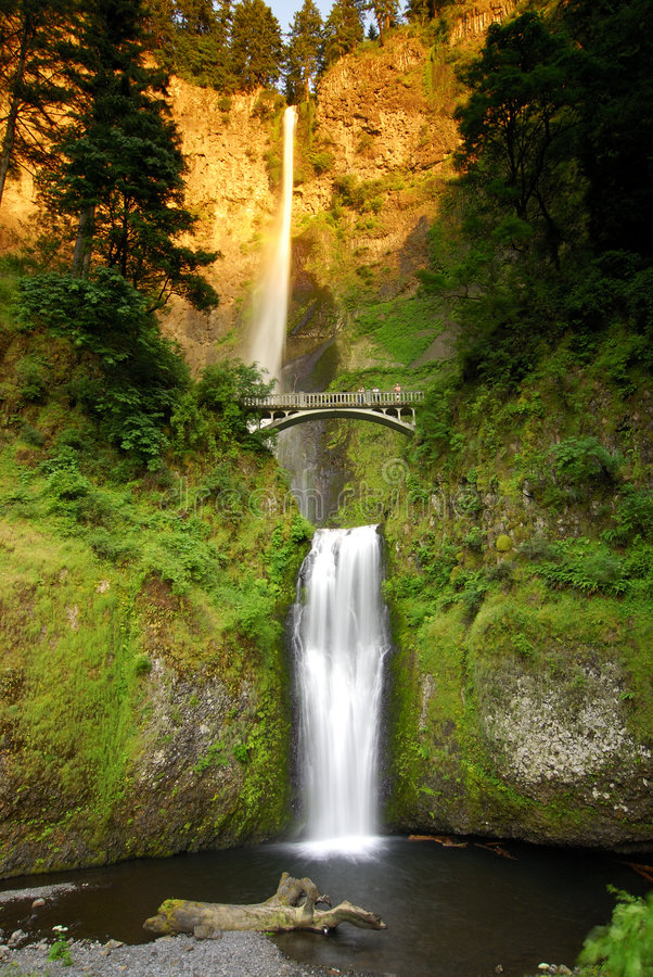 Free Multnomah Falls Stock Photo - 973310