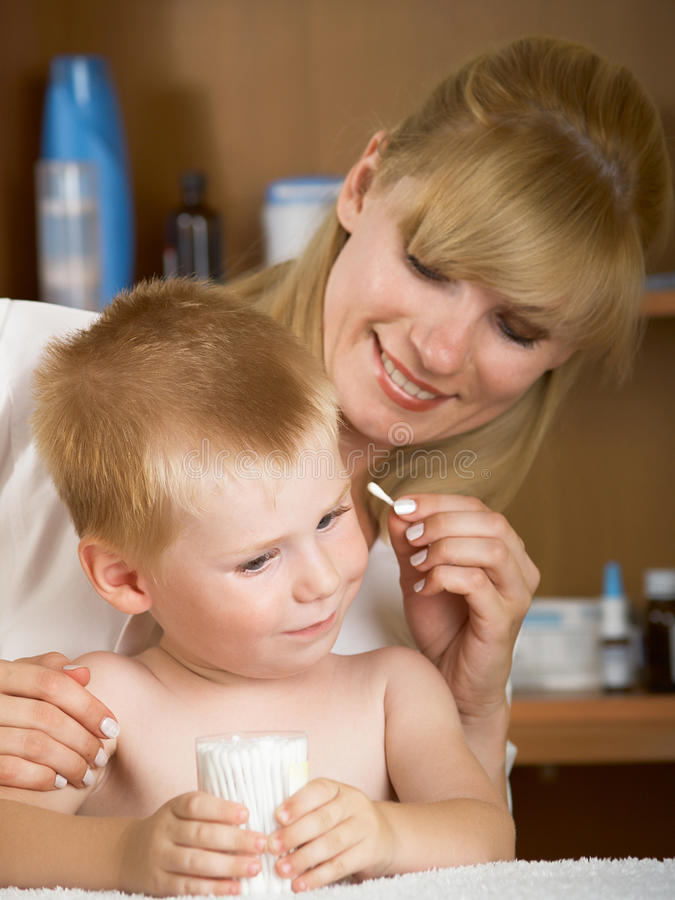 Mum com filho imagens de stock royalty free