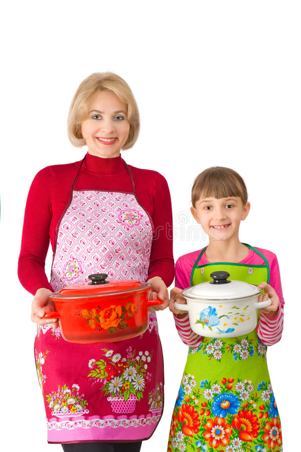 Download Mum with a daughter stock photo. Image of daughter, mother - 12886440