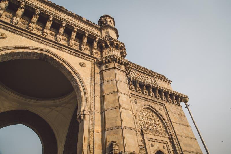mumbai της Ινδίας πυλών στοκ εικόνα