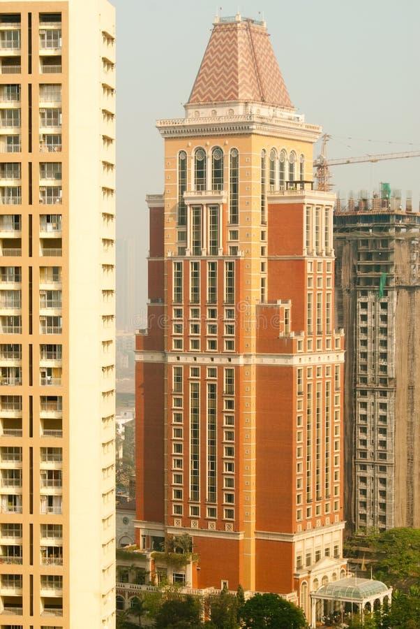 mumbai зданий стоковые фотографии rf