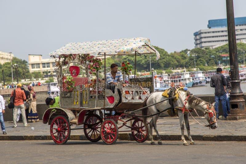 mumbai Индии стоковое изображение rf