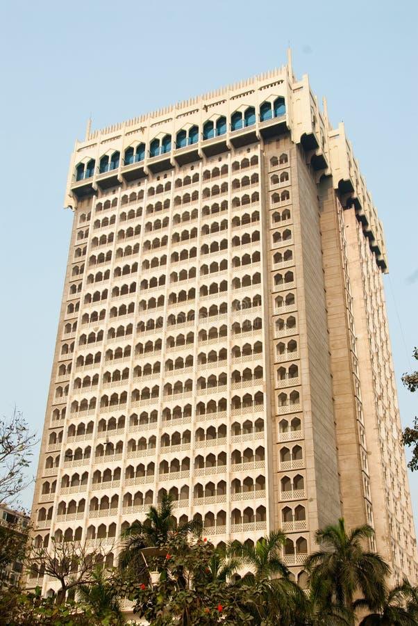 mumbai наземного ориентира bombay стоковая фотография rf